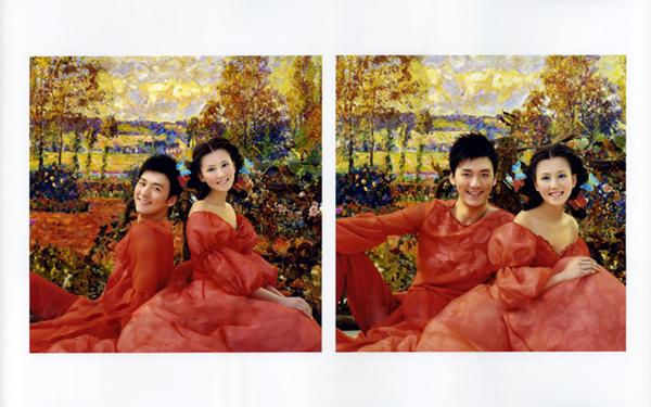 扬州罗曼罗兰婚纱摄影_罗曼罗兰2888元婚纱摄影