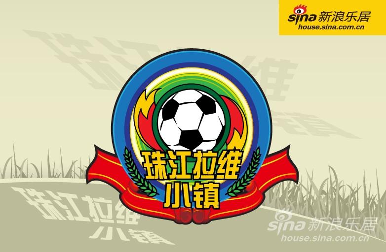 小学班级足球队徽【相关词_ 小学班级足球队队徽】图片