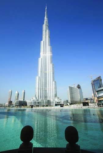 300亿全球第三高楼武汉开建细数全球三大高楼_城