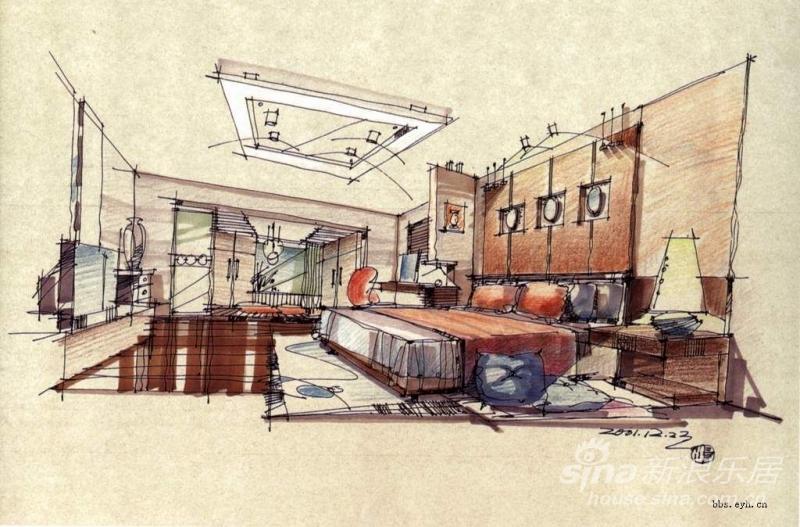 房产手绘图