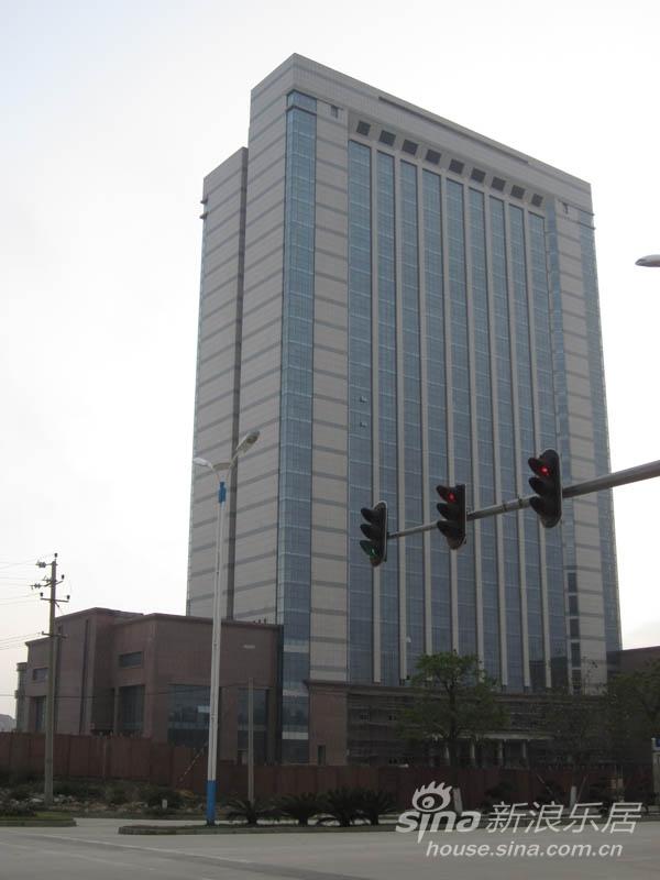 新行政中心五星级酒店!哪位帅哥美女知道名字滴?