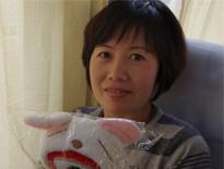 美丽妈妈为儿子选房获得兔浪