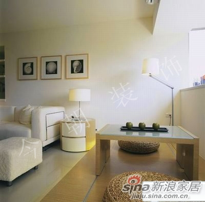 小户型大装修 30平绝色单身公寓高清图片