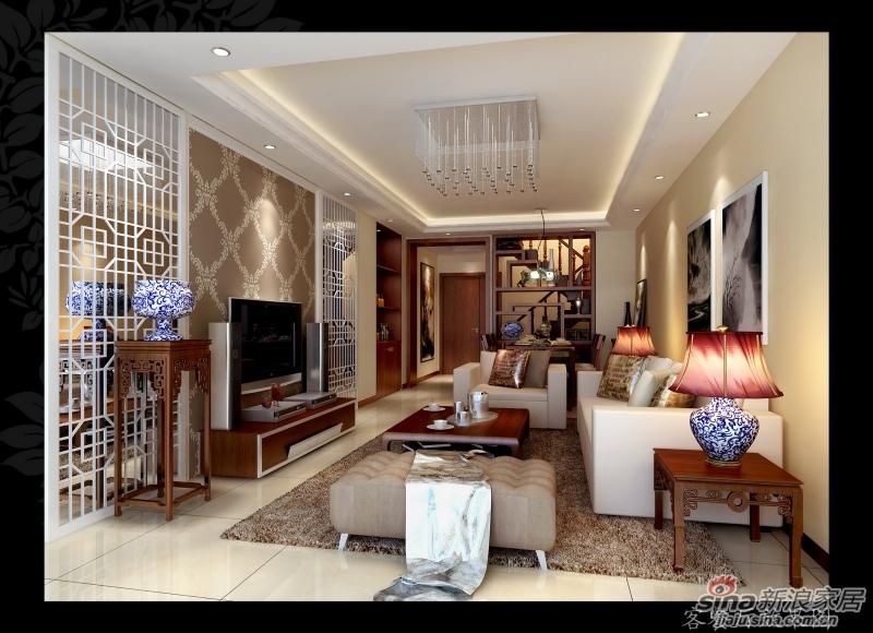 一层客厅客厅隐形门的设计