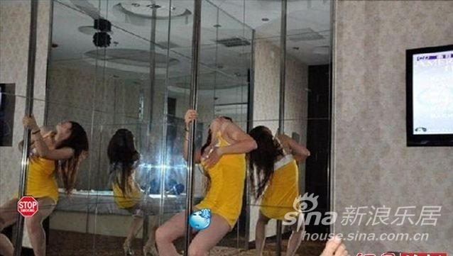 记者暗拍东莞沐足城_东莞新浪乐居网_裕安图片网
