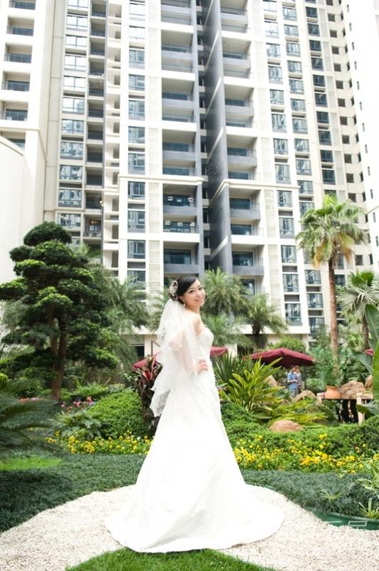 16号新娘:杨嘉智