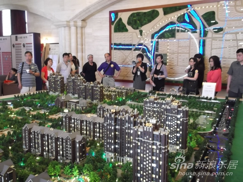 北京城建・徜徉集活动现场