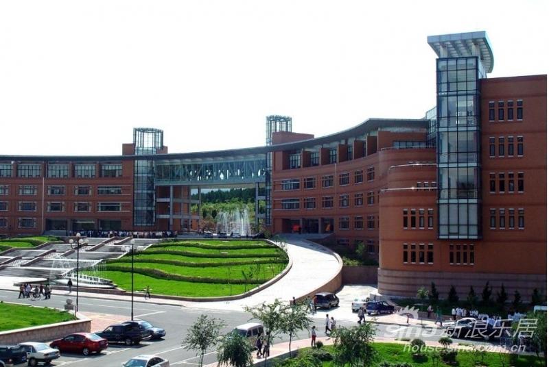 恒生伴山附近最好的景点 山东建筑大学
