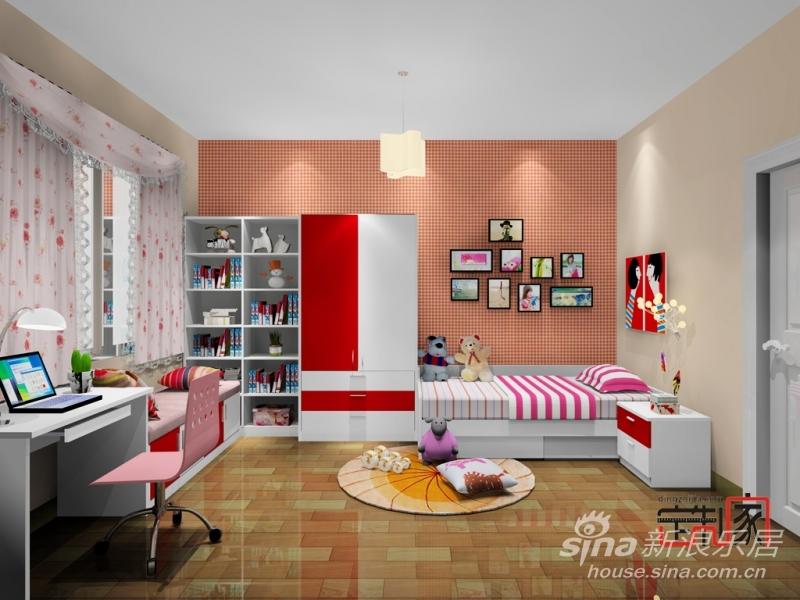 一卧室:天花板应平坦,以乳白色为佳天花板可装饰纵横木条,但高清图片