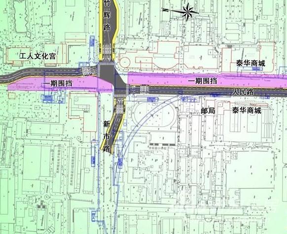 轻轨3号线路线拟调整原路线走向,我们有希望了啊图片