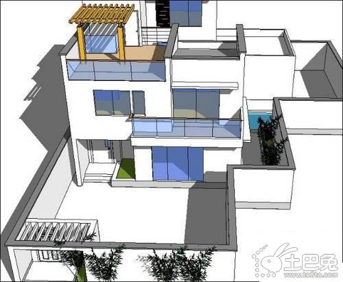 10万农村房屋设计图纸 造价10万农村房屋设计 10万农村别墅设计图纸
