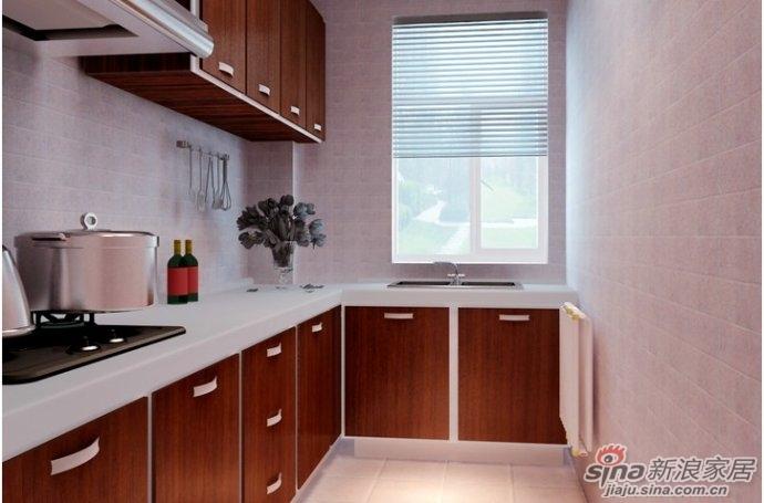厨房设计图图片