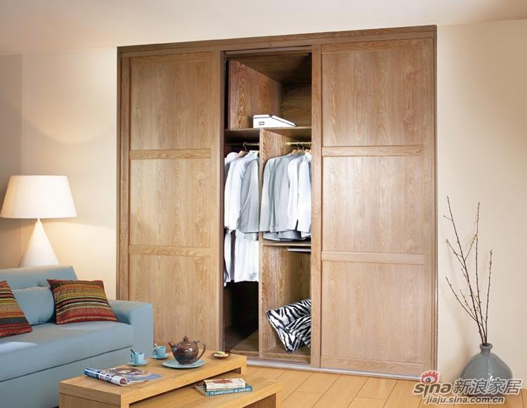 定制衣柜须合理设计内部结构