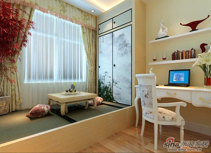 志新村小区60平米两居室老房翻新效果图 北医三院小夫妻的温馨家高清图片