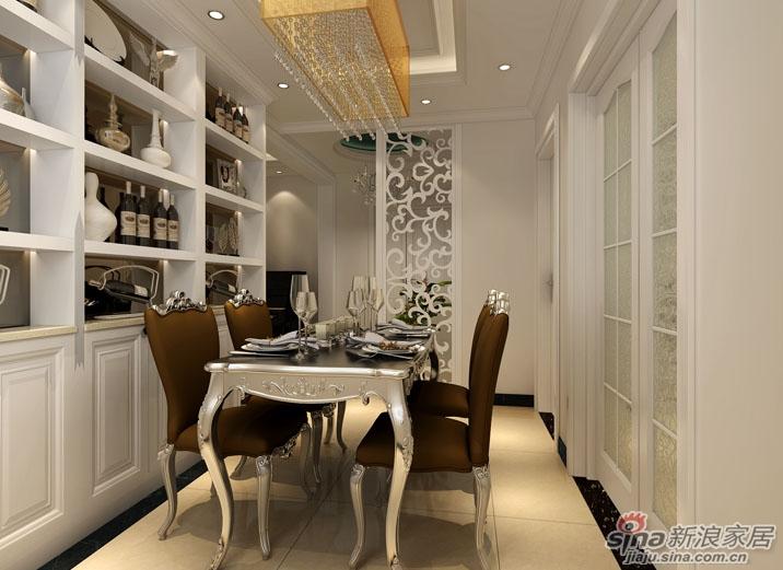 新居�ze_12万海归夫妇装点中海城99平米欧式新居