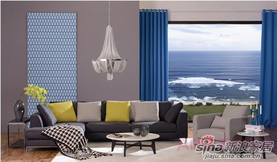 爱依瑞斯品牌沙发定制款超低价 仅在蓝景丽家团购会高清图片