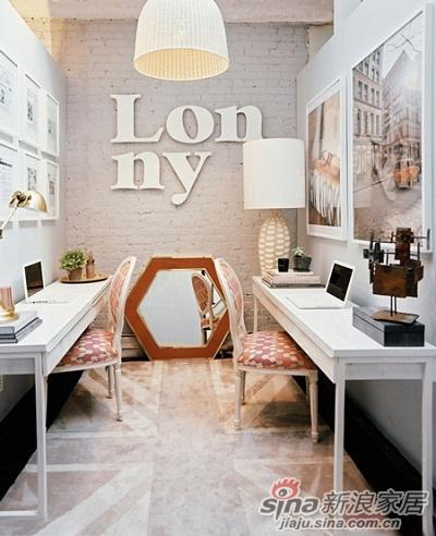 ▲深棕色地毯+北欧风格落地灯略 就像来到书店一起阅读世界、阅读