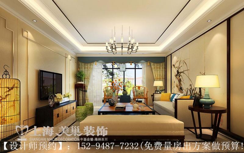 贰号城邦160平方三室两厅装修需要多少钱高清图片