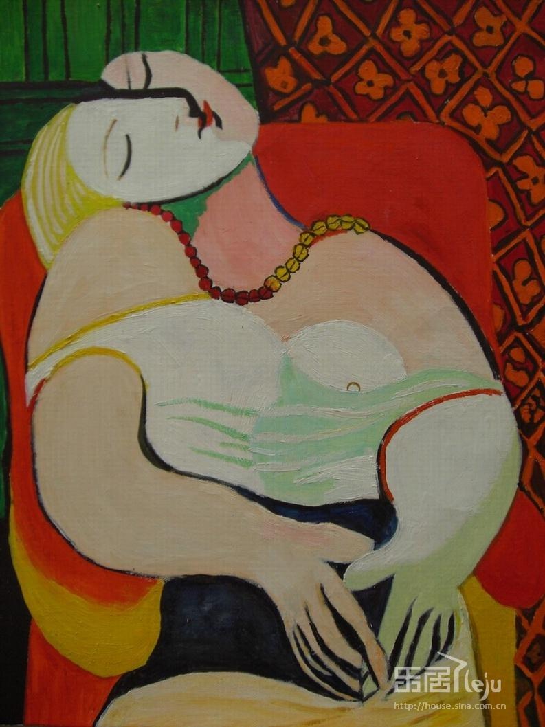 一些我临的油画作品 梵高的向日葵 夏俊娜的画 出售