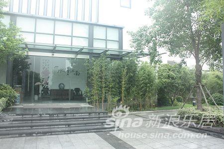 小浪看房 水墨江南,品味新中式别墅高清图片