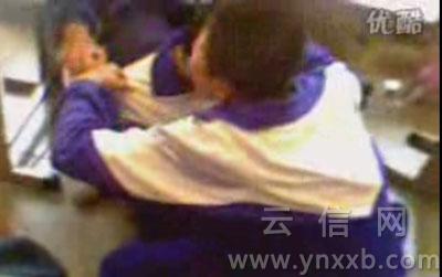 警方介入调查 脱裤门 事件 中学男同学脱下女生裤子 热点