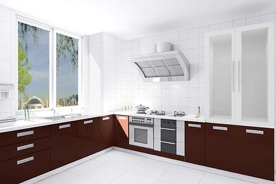 厨房装修常识和效果图欣赏