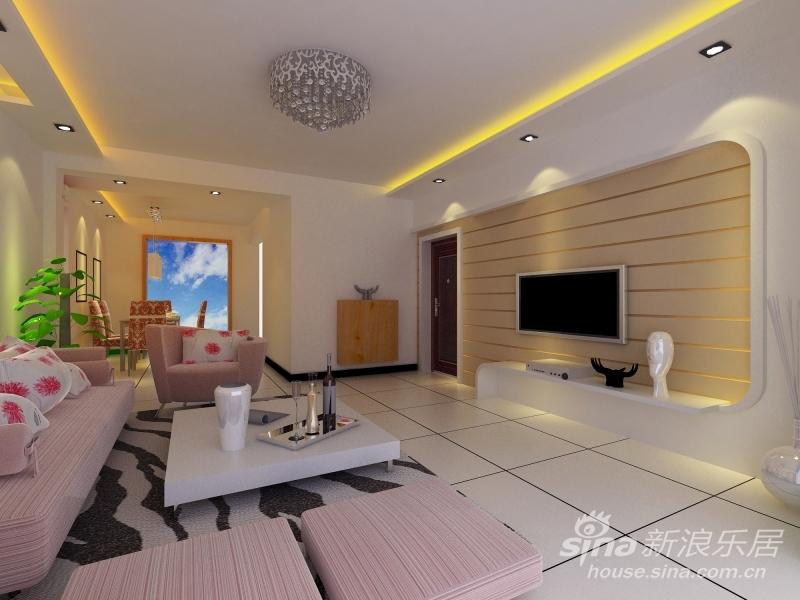 设计师很头疼的客厅布局及背景墙设计图片