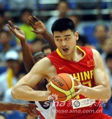 每日体育视频 NBA姚明十佳球集锦