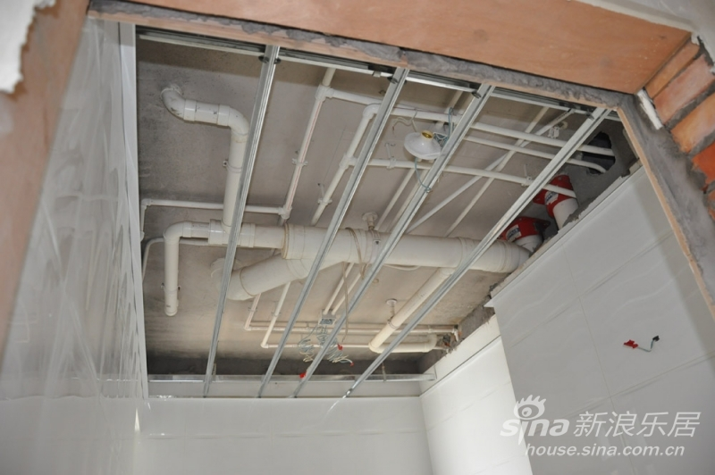 新房装修之 厨卫吊顶篇 多图 装修论坛 新浪乐居论坛高清图片