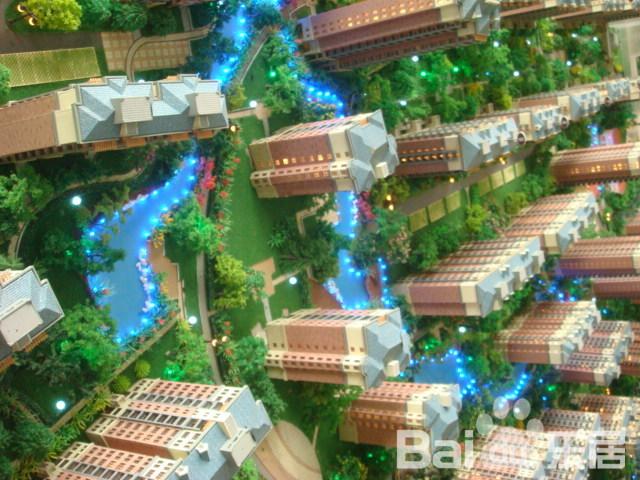 现代森林小镇 效果图图片图片