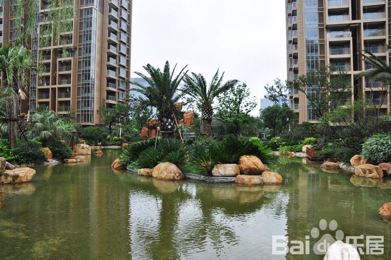 枫情水岸 社区实景图片 苏州房地产门户