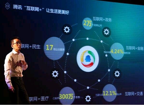 腾讯微信产品经理谈移动互联网发展图片