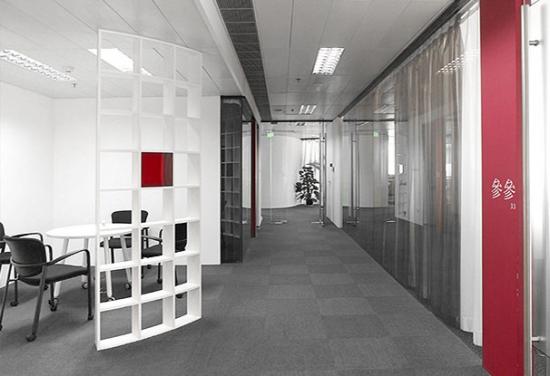 如何通过办公室设计营造轻松的环境?
