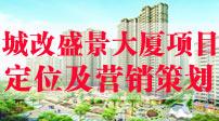 城改盛景大厦项目定位及营销策划方案