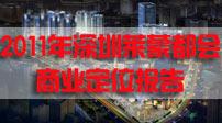 2011年深圳莱蒙都会商业定位报告