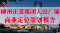 2012柳州正菱集团人民广场项目商业定位策划