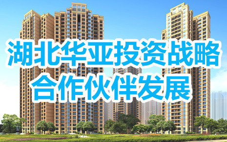 湖北华亚投资战略合作