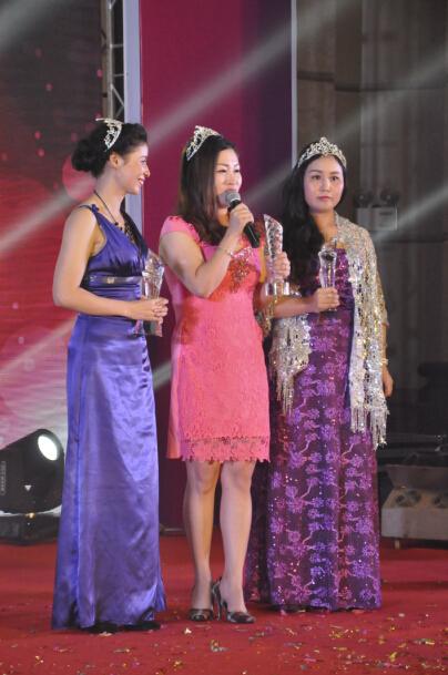 艾美国际2015皇冠店长加冕盛典在深圳隆重举行