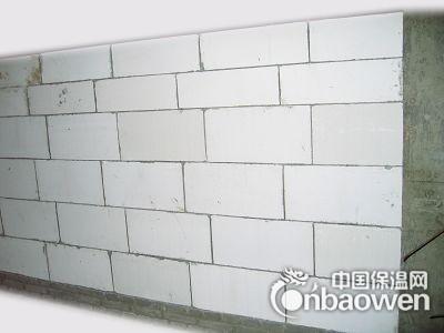 新型墙体材料的定义及发展前景浅析