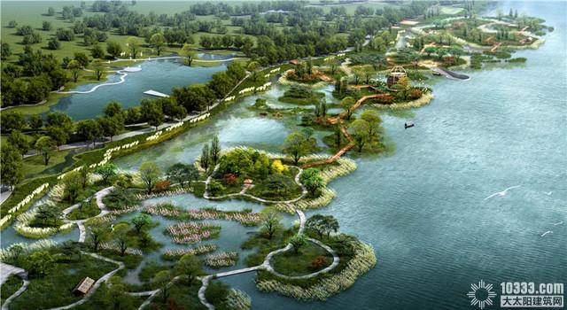 """通州房山两区将利用现有地形建""""海绵体""""湿地公园"""