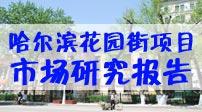 哈尔滨花园街项目市场研究报告