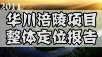 2011华川涪陵项目整体定位报告