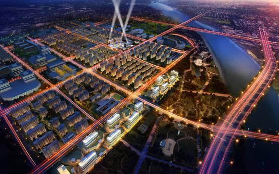 郑州北中心强势崛起 和昌林与城引领人居北上运动,郑州北中心强势崛起,和昌林与城引领人居北上运动