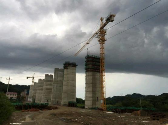在红色热土上打造高铁巨龙--中铁三局昌赣客专