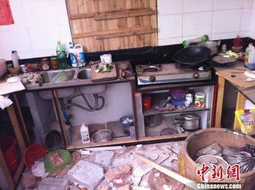 宁波村民被强行架出房屋遭强拆 官方称误拆(图)